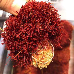 لیست قیمت پودر زعفران سالار