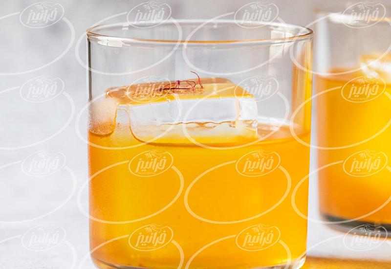 بهترین راه خرید شربت زعفران پرسیکو درجه یک