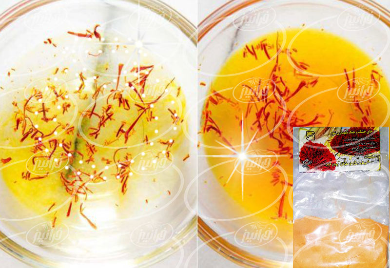 مرکز فروش پودر زعفران زرین کاملا طبیعی