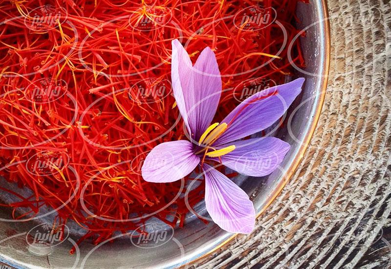 فروش زعفران در آلمان با بیشترین حاشیه سود