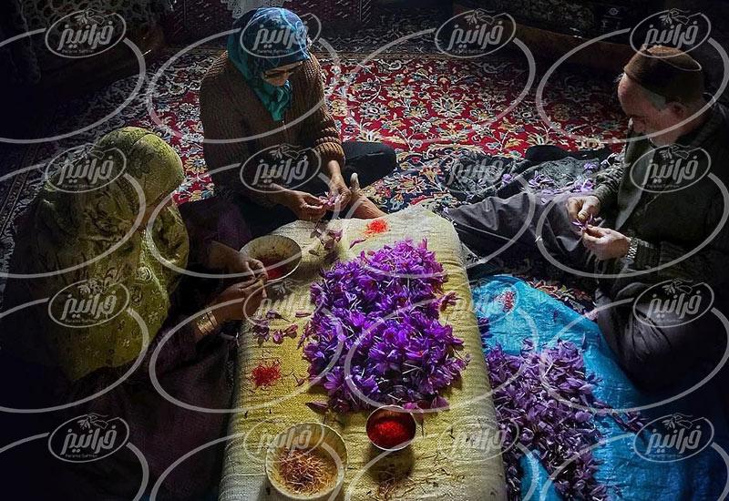 بزرگترین فروشگاه زعفران مصطفوی در خاورمیانه