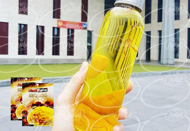 قیمت خرید عصاره زعفران هاتی کارا 40 گرمی
