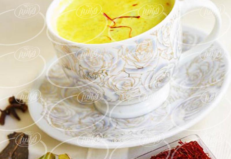 قیمت دمنوش نوین زعفران در کشورهای وارد کننده