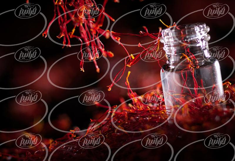 خرید شربت زعفرانی برای شرکت های پخش کننده
