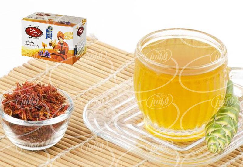 قیمت چای زعفرانی سحرخیز برای نمایندگی ها