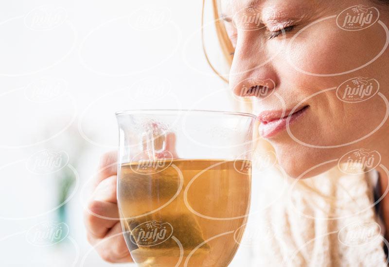 خرید چای نپتون زعفرانی مخصوص کافی شاپ ها