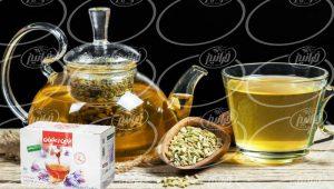قیمت دمنوش نوین زعفران در کشورهای همسایه