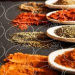 شرکت توزیع پودر رنگ زعفران صادراتی