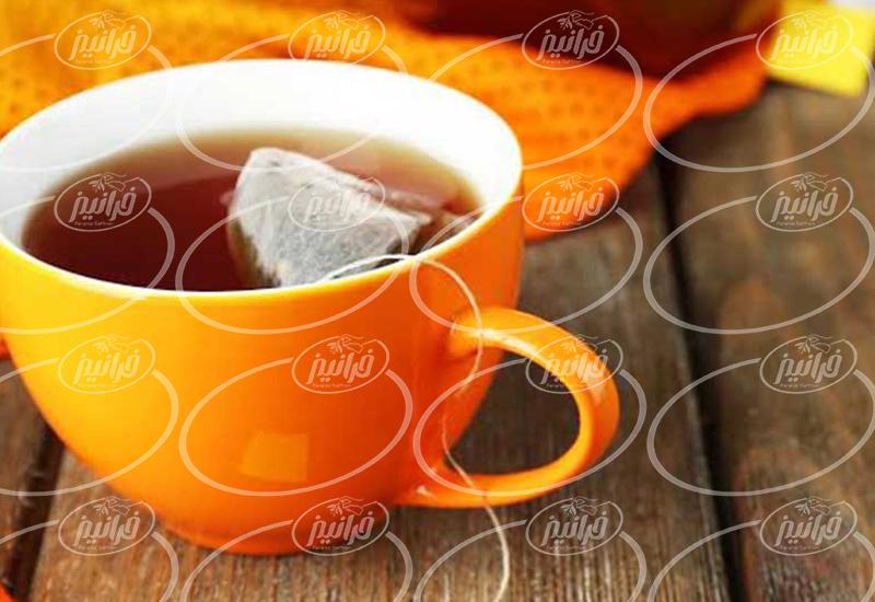 شرکت بازرگانی افشره زعفران زردبند در کشور