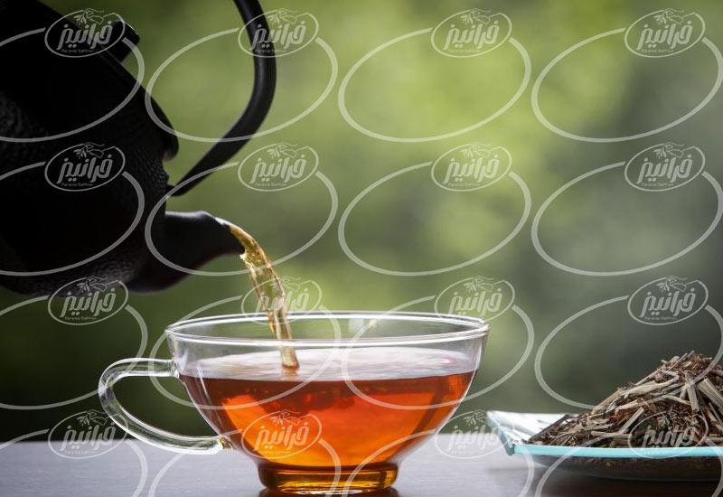 سریع ترین روش خرید چای زعفران از اینترنت