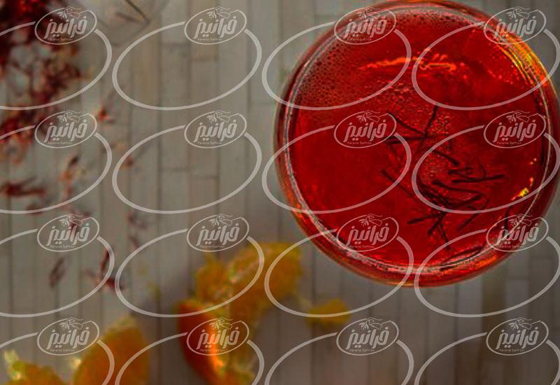 خرید دمنوش اکسیر زعفران برای عطاری ها