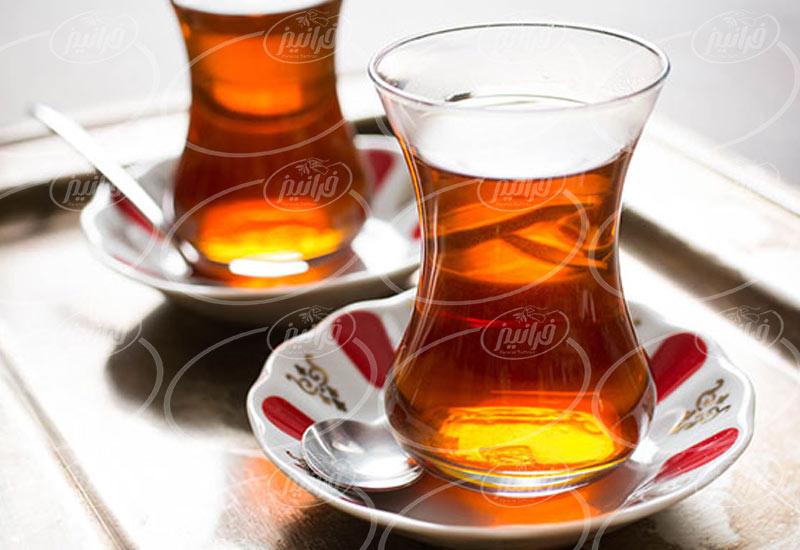 فروشگاه بهترین چای زعفرانی مشهد