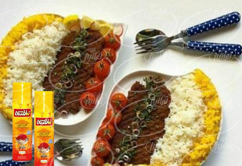 قیمت اسپری زعفران زرافشان در بازارهای صادراتی