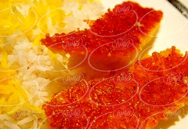خرید زعفران عمده برای صادرات به اروپا
