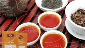 خرید چای زعفرانی سحرخیز از شرکت هلدینگ