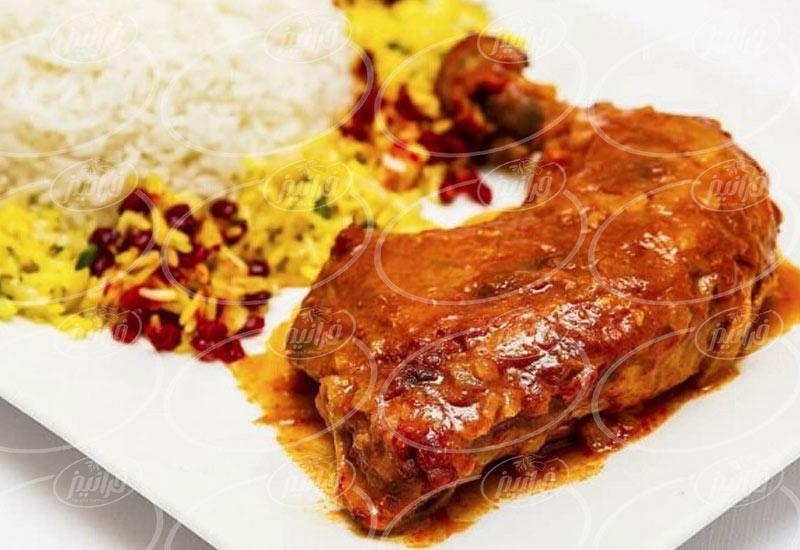 فروش رنگ غذای زعفران در مکزیک