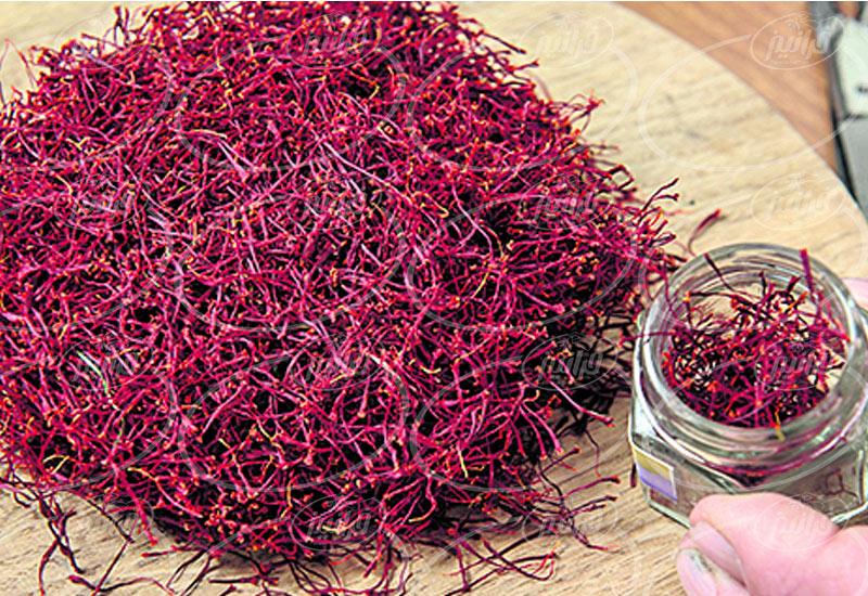 استفاده از تخفیف قیمت زعفران مثقالی