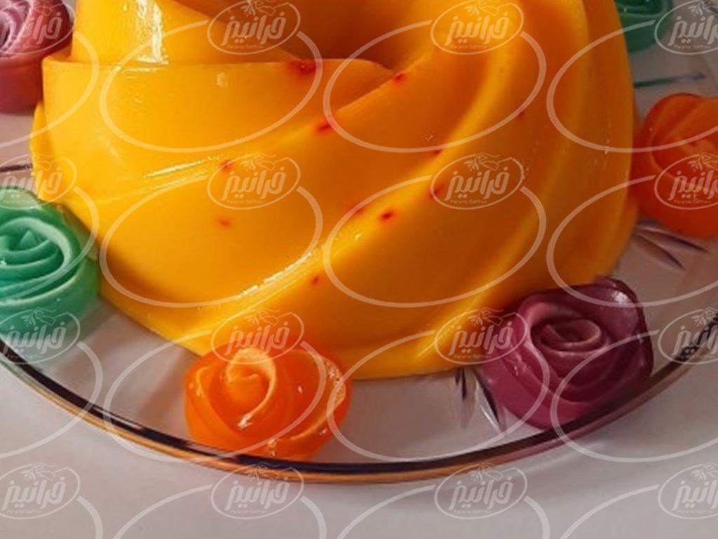 بسته های تخفیفی رنگ زعفران طبیعی