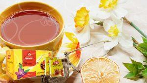 سفارشات عمده چای زعفرانی تروند