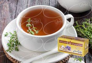 خریداری خوش طعم ترین چای جهان زعفران